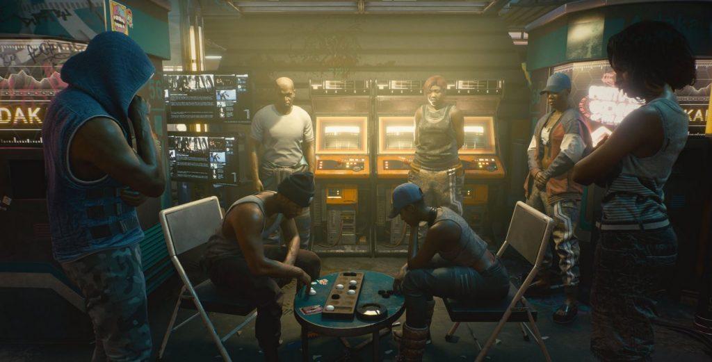 cyberpunk 2077 gameplay stream