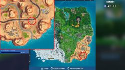 fortnite br dinosaur location