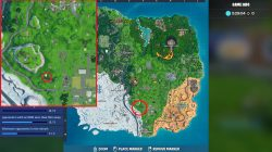 fortnite rotary phone fork knife hilltop house locations