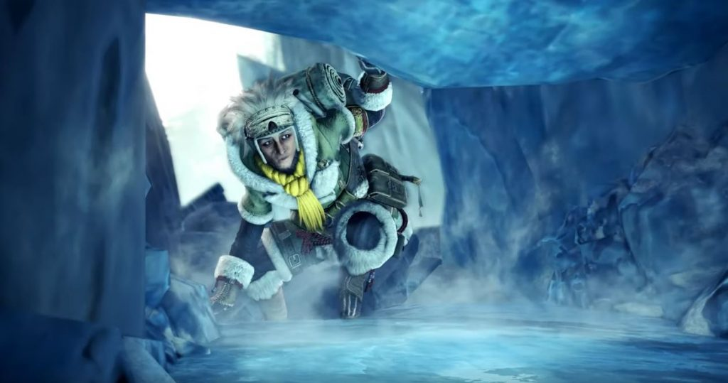 monster hunter world iceborne old everwyrm trailer
