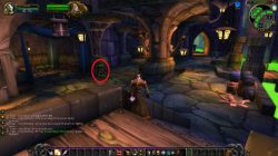 wow classic weapon trainer undercity