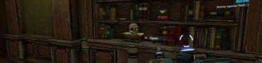 Borderlands 3 Jakobs Estate Skull Bookshelf Puzzle Solution