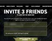 Ghost Recon Breakpoint Beta How to Invite Friends - Friend Referral