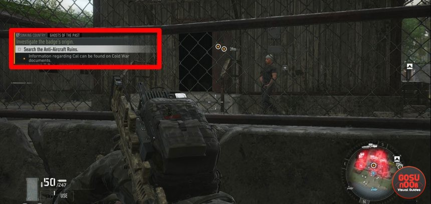 Ghost Recon Breakpoint Ghosts of the Past Clues Bug - How to Fix
