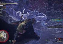 MHW Iceborne How to Ram Monster Into Walls - Flinch Shot