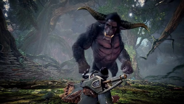Monster Hunter World Iceborne Rajang Announced