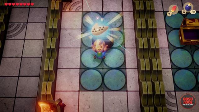 Zelda Link's Awakening Dream Shrine - Where to Find Ocarina