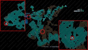 bl3 ambermire eridian writings locations