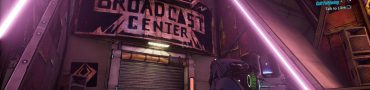 borderlands 3 holy broadcast center locked door