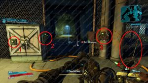 borderlands 3 how to solve screen puzzle lectra city underground