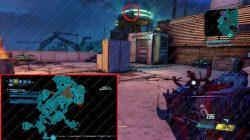 borderlands 3 lectra city dead claptrap locations