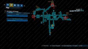 borderlands 3 meridian metroplex typon log locations