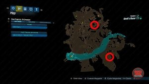 devils razor all red chest locations map borderlands 3