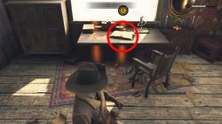 greedfall coin guard merchandise quest where to find ship log