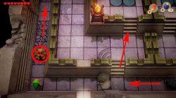 how to get ocarina in dream shrine zelda links awakening
