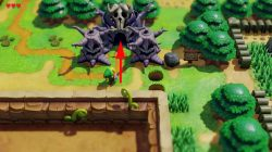 magic powder witch hut location links awakening where to find