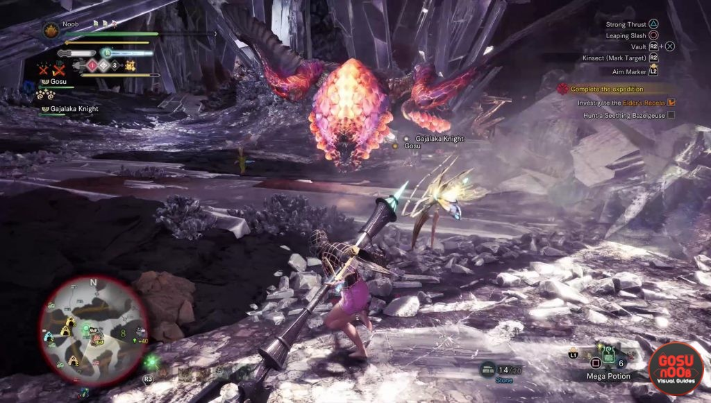 mhw distilled blast fluid scorching silverwing vile fang honed acidcryst locations