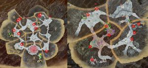 mhw dragonbone artifact locations