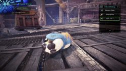 mhw iceborne dodo-ham-a poogie outfit