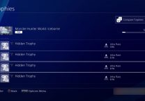 mhw iceborne hidden trophies achievements