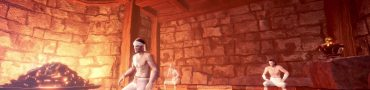 mhw iceborne hot springs layered armor