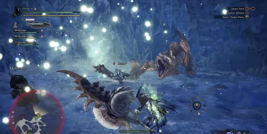 mhw iceborne monster solidbone slogbone locations