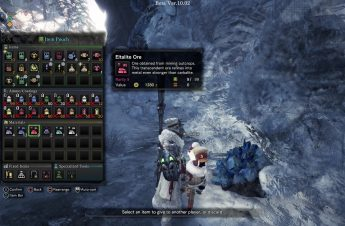Monster Hunter World Super Abalone Locations - What a bunch