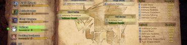 mhw large elder dragon bone gem pure dragon blood locations