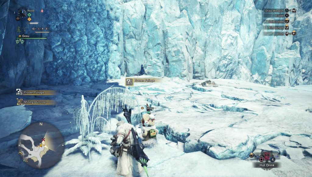 monster hunter world iceborne moonlight icebloom locations