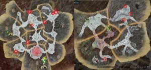 monster hunter world spiritvein crystal eltalite ore meldspar ore locations