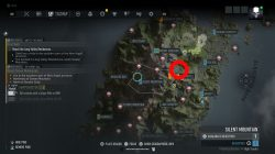 new argyll wolf camp outpost black tiger location ghost recon breakpoint
