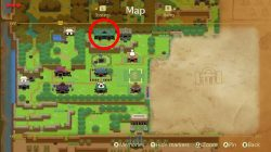 ribbon location how to get zelda links awakening