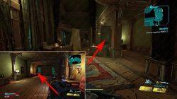 skull bookshelf jakobs estate puzzle how to solve boderlands 3