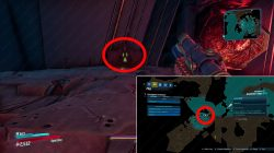 where to find all red chest desolations edge locations bl3