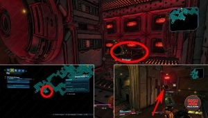 where to find all red chest locations voracious canopy borderlands 3