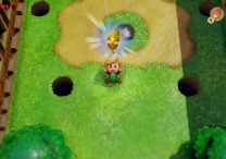 zelda link's awakening golden leaf locations