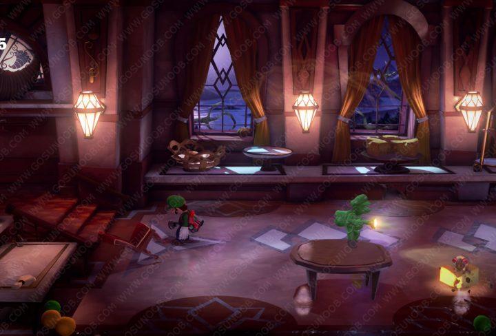2f mouse steals buttons kitchen catch lugis mansion 3