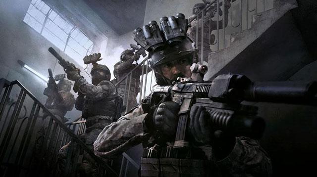 COD Modern Warfare 2019 Play Multiplayer Online with Friends