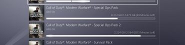 COD Modern Warfare 4 Do Not Own or Missing Multi Player DLC Pack