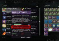 Destiny 2 Captive Cord Location Essence of Failure Arc Logic Quest