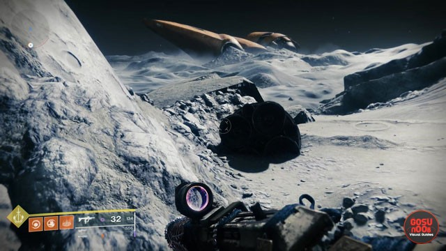 Destiny 2 Dark Dreams Dead Ghost Lunar Battlegrounds Location