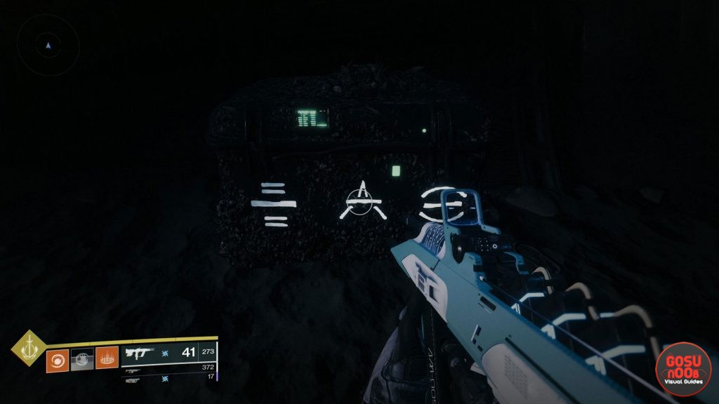 Destiny 2 Glowing Symbol Chests How to Open