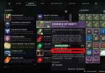 Destiny 2 Horned Wreath Location Essence of Vanity Tranquility Quest