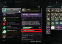 Destiny 2 Withered Plumes Location Essence of Obscurity