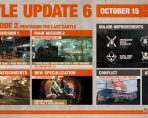 Division 2 Pentagon The Last Castle Content Update Details Revealed