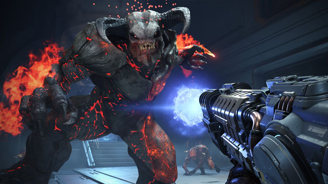 Doom Eternal Delayed to Late March 2020 According to Official Twitter