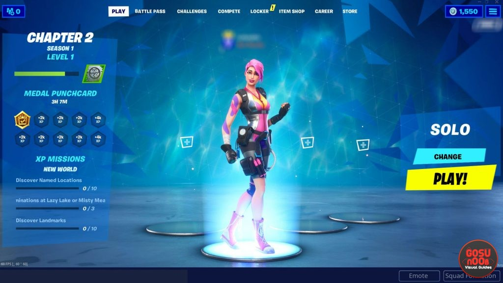 Fortnite BR How to Fix Screen Size on PlayStation 4