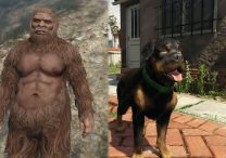GTA Online Bigfoot Sasquatch Chop Peyote Location Secret