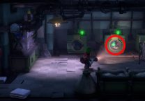 Luigis Mansion 3 Basement Green Gem in Washing Machine How to Get Diamond
