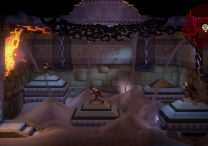 Luigis Mansion 3 Deactivate Laser Birds In Pyramid on 10f Snake Chamber